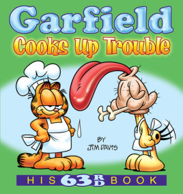 Garfield Cooks Up Trouble