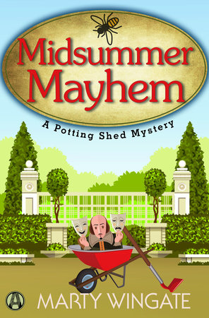Midsummer Mayhem by Marty Wingate