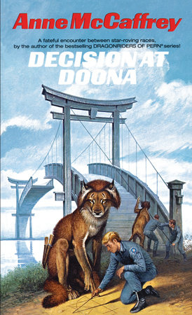 DECISION AT DOONA by Anne McCaffrey