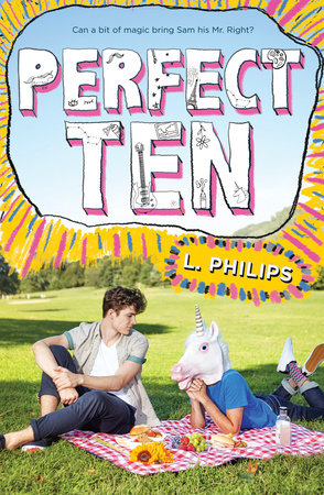 Perfect Ten Book Cover Picture