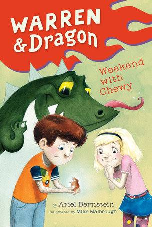 Warren & Dragon Weekend With Chewy by Ariel Bernstein