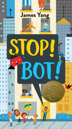 Stop! Bot! by
