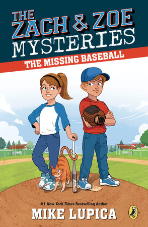 The Missing Baseball by Mike Lupica
