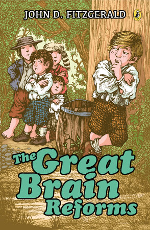 The Great Brain Reforms by John D. Fitzgerald