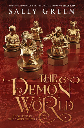 The Demon World by Sally Green