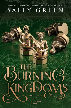 The Burning Kingdoms by Sally Green: 9780425290279 |  PenguinRandomHouse.com: Books