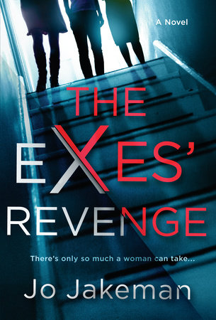 The Exes' Revenge Book Cover Picture
