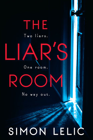 The cover of the book The Liar's Room