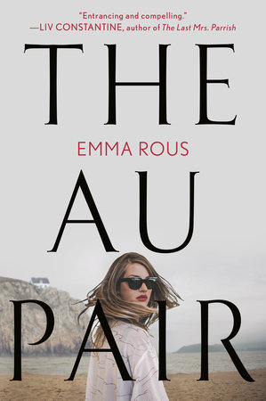 The cover of the book The Au Pair