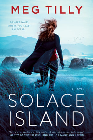 The cover of the book Solace Island