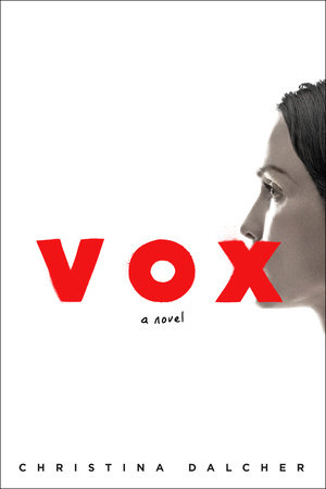 The cover of the book Vox