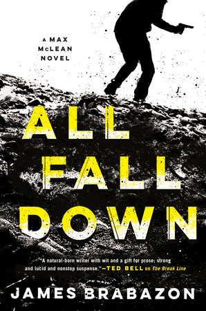 All Fall Down by James Brabazon