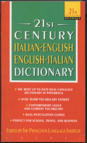 21st Century Italian-English/English-Italian Dictionary
