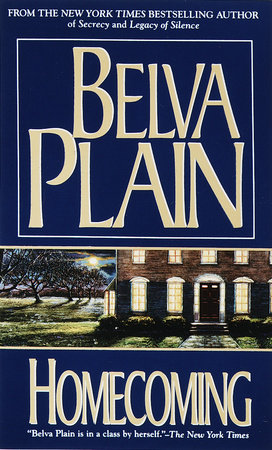 Homecoming by Belva Plain