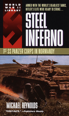 Steel Inferno by Michael Reynolds