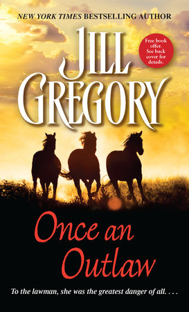 Once an Outlaw by Jill Gregory