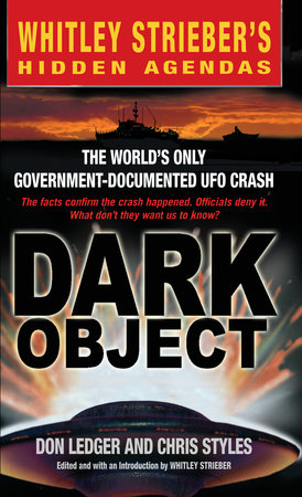 Dark Object by Don Ledger and Chris Styles