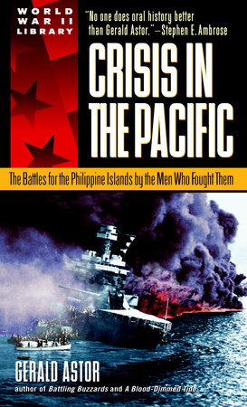 Crisis in the Pacific by Gerald Astor
