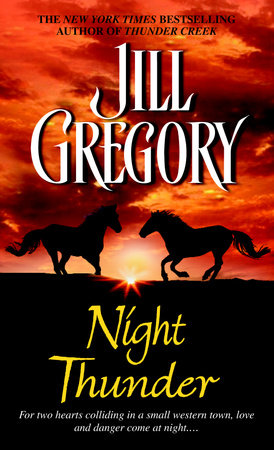 Night Thunder by Jill Gregory