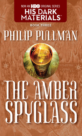 The Amber Spyglass: His Dark Materials Book Cover Picture