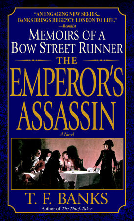 The Emperor's Assassin by T.F. Banks