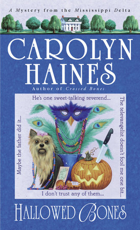 Hallowed Bones by Carolyn Haines
