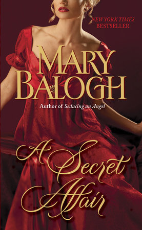 A Secret Affair by Mary Balogh