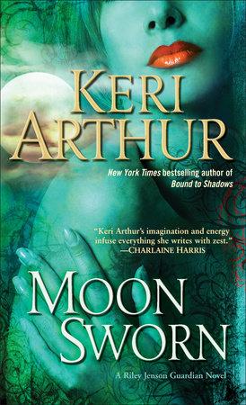 Moon Sworn by Keri Arthur
