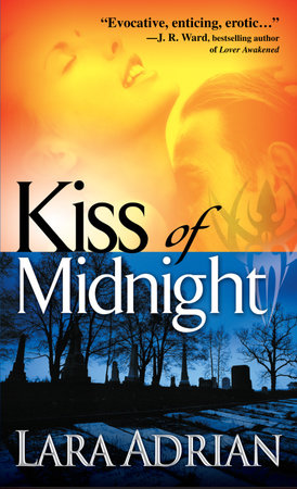 Kiss of Midnight by Lara Adrian