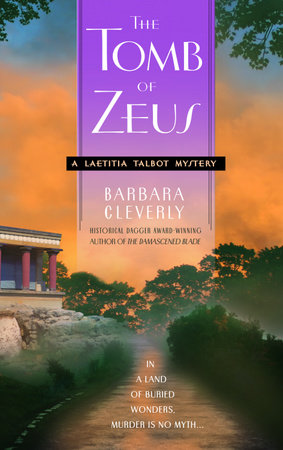 The Tomb of Zeus by Barbara Cleverly