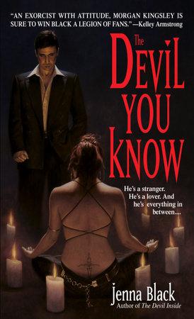 The Devil You Know by Jenna Black
