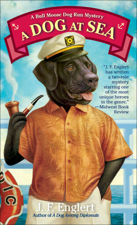 A Dog at Sea by J.F. Englert