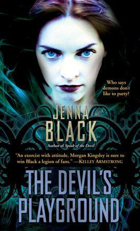 The Devil's Playground by Jenna Black
