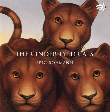 The Cinder-Eyed Cats by Eric Rohmann