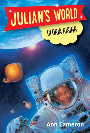 Gloria Rising by Ann Cameron; illustrated by Lis Toft