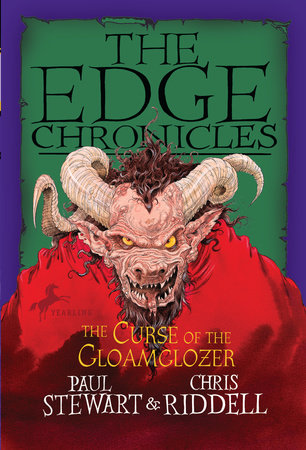 The Edge Chronicles 4: The Curse of the Gloamglozer by Paul Stewart and Chris Riddell