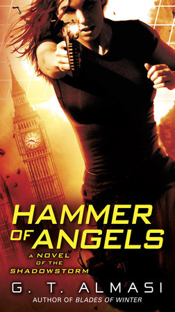 Hammer of Angels by G. T. Almasi
