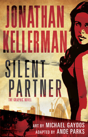 Silent Partner: The Graphic Novel by Jonathan Kellerman