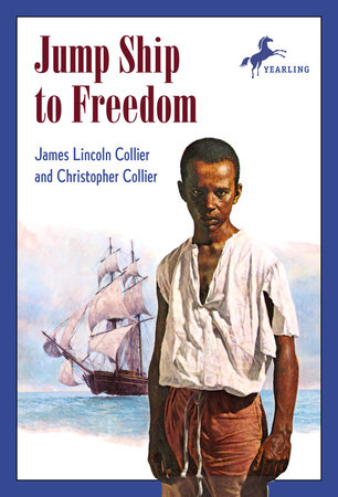 Jump Ship to Freedom by James Lincoln Collier