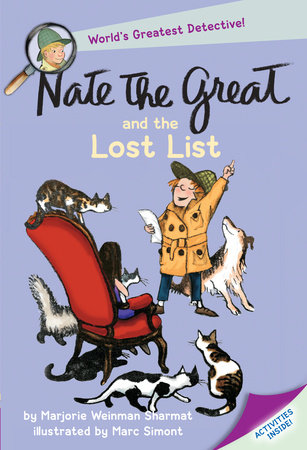 Nate the Great and the Lost List by Marjorie Weinman Sharmat