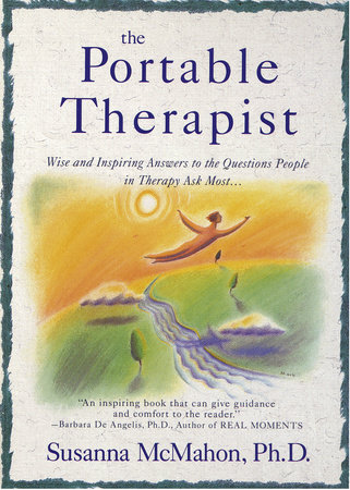 The Portable Therapist by Susanna McMahon
