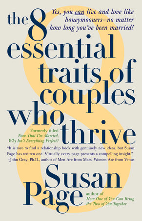 The 8 Essential Traits of Couples Who Thrive by Susan Page