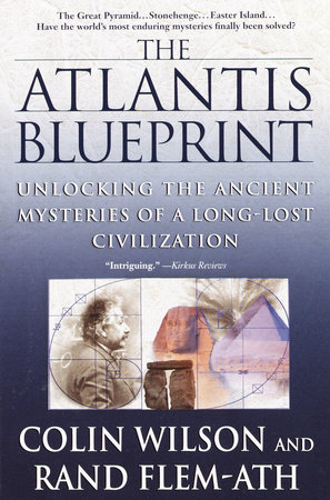 The atlantis blueprint by colin wilson rand flem ath the atlantis blueprint by colin wilson and rand flem ath malvernweather Image collections