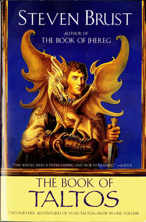 The Book of Taltos by Steven Brust