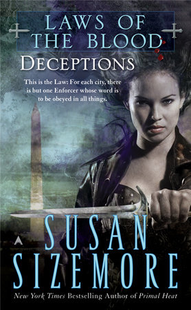 Laws of the Blood 4: Deceptions by Susan Sizemore