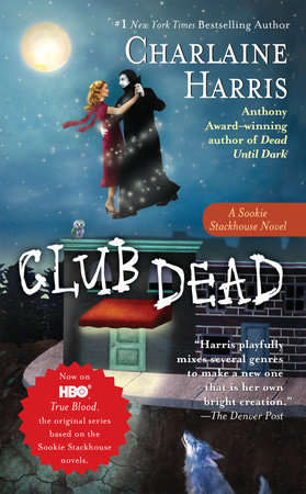 Club Dead by Charlaine Harris