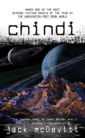 Chindi by Jack McDevitt