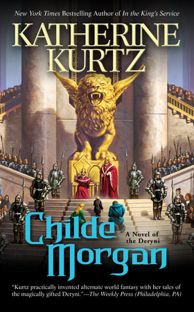 Childe Morgan by Katherine Kurtz