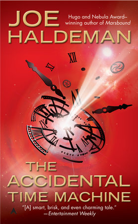 The Accidental Time Machine by Joe Haldeman