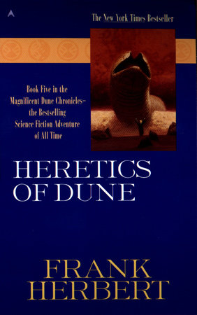 Heretics Of Dune Sped by Frank Herbert